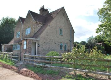 Thumbnail 2 bedroom semi-detached house to rent in Top Cottages, Broadwell, Moreton-In-Marsh, Gloucestershire