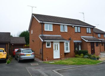 Thumbnail 3 bedroom semi-detached house for sale in Madeira Croft, Chapelfields, Coventry
