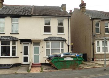 Thumbnail 3 bed semi-detached house for sale in Sheals Crescent, Maidstone, Kent