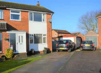 Thumbnail 3 bed semi-detached house for sale in Greenacres Grove, Brayton, Selby