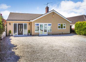 Thumbnail 3 bed detached bungalow for sale in Grantham Road, Bracebridge Heath
