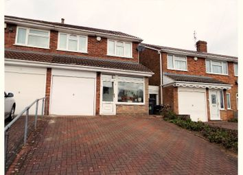 Thumbnail 4 bed semi-detached house for sale in Rhone Close, Sparkhill, Birmingham