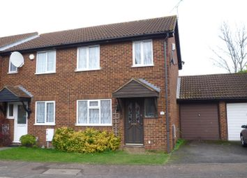3 bed end terrace house for sale in Rodeheath, Leagrave, Luton LU4