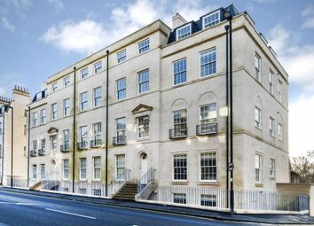 Thumbnail 2 bed flat to rent in Holburne Place, Henrietta Road, Bath