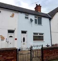 Thumbnail 3 bed terraced house for sale in Hamilton Street, Worksop