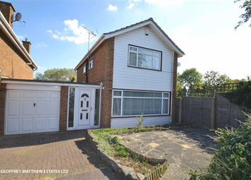 Thumbnail 3 bed link-detached house for sale in Fir Park, Harlow, Essex
