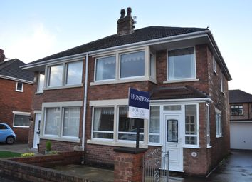 Thumbnail 2 bed semi-detached house for sale in Stadium Avenue, Blackpool