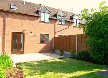 Thumbnail 2 bed terraced house to rent in Broomhall Green, St Peters, Worcester