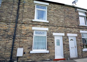 Thumbnail 2 bed terraced house for sale in Cross Street, Crook, Bishop Auckland
