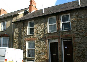 Thumbnail 2 bed town house for sale in Heol Fawr, Llandysul, Ceredigion, 4Dp