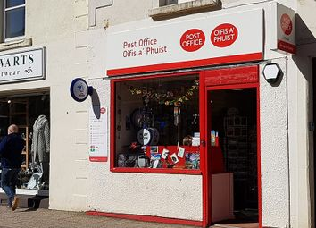 Retail premises for sale in Portree Post Office, 4 Wentworth Street, Portree, Isle Of Skye IV51