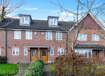 Thumbnail 3 bedroom town house for sale in Langley Avenue, Worcester Park