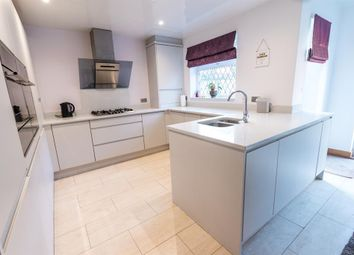 Thumbnail 4 bed detached house for sale in Broadmanor, Pocklington, York
