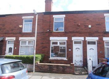 Thumbnail 2 bed terraced house for sale in Barnsley Street, Stockport