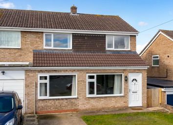 Thumbnail 3 bed semi-detached house for sale in Langley Drive, Bayston Hill, Shrewsbury