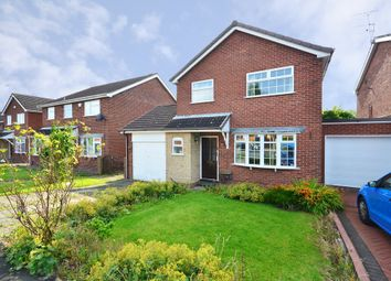 Thumbnail 3 bed detached house for sale in Meakin Avenue, Clayton, Newcastle-Under-Lyme
