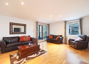 Thumbnail 3 bed flat to rent in Warren House, Beckford Close