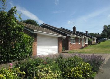 Thumbnail 3 bed bungalow for sale in Heather Hill, Brocton, Stafford
