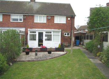 Thumbnail 3 bed semi-detached house for sale in Coleridge Road, Worksop, Nottinghamshire