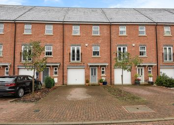 Thumbnail 4 bedroom town house for sale in Whitehill Place, Virginia Water
