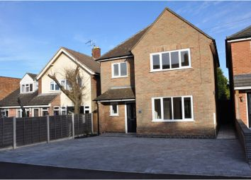 Thumbnail 3 bed detached house for sale in Gladstone Street, Kibworth Beauchamp