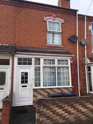 Thumbnail 3 bed terraced house for sale in Nansen Road, Birmingham