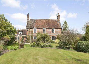 Thumbnail 5 bed detached house for sale in Sunton, Marlborough, Wiltshire