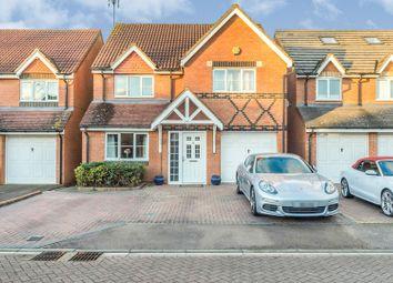 4 bed detached house for sale in Kenmare Close, Stevenage SG1
