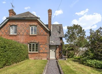Thumbnail 3 bed semi-detached house for sale in West Overton, Marlborough