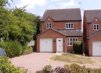 3 bed detached house for sale in Forest Rise, Desford, Leicester, Leicestershire LE9