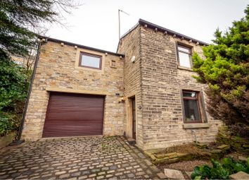 Thumbnail 4 bed semi-detached house for sale in Wakefield Road, Huddersfield