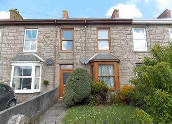 3 bed terraced house for sale in Four Lanes, Redruth TR16