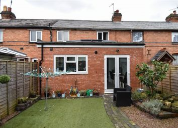 Thumbnail 3 bed terraced house for sale in Westbourne Terrace, Worcester Road, Bromsgrove, Worcestershire
