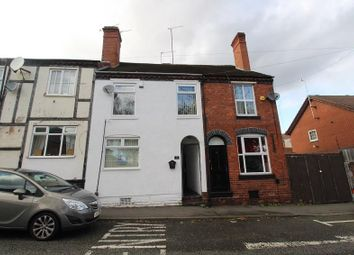 Thumbnail 3 bed terraced house for sale in Crossley Street, Netherton, Dudley