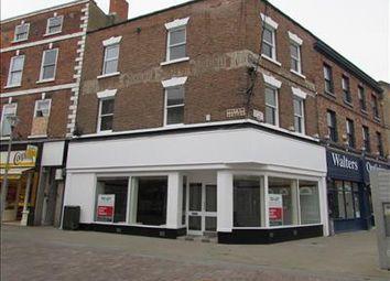 Thumbnail Retail premises to let in 38 Market Place, Gainsborough, Lincolnshire