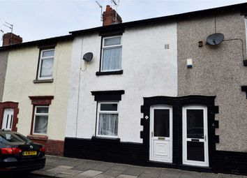 Thumbnail 2 bed terraced house for sale in Liverpool Street, Barrow In Furness, Cumbria