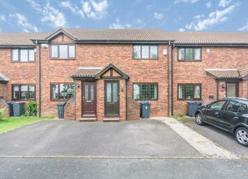 Thumbnail 2 bed terraced house for sale in Waterside Close, Erdington, Birmingham, West Midlands