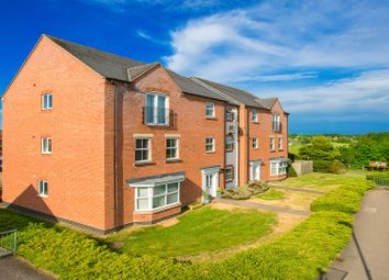 Thumbnail 2 bed flat for sale in Burdock Way, Desborough