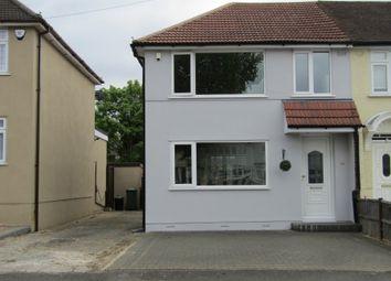 Thumbnail Property for sale in Benhurst Avenue, Hornchurch