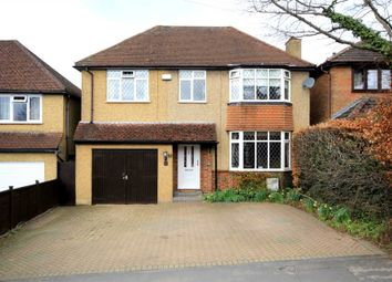 Thumbnail 4 bed detached house for sale in Cowper Road, Hemel Hempstead