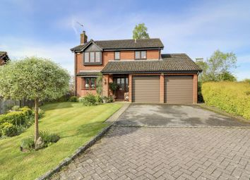 Thumbnail 4 bed detached house for sale in Windmill Field, Windlesham