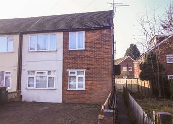 Thumbnail 2 bedroom maisonette for sale in Canberra Road, Aldermans Green, Coventry