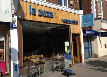 Thumbnail Restaurant/cafe to let in College Road, Harrow, Middlesex