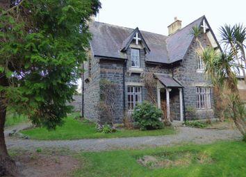Thumbnail 3 bedroom detached house for sale in Bron Ardd, Station Road, Llanfairfechan