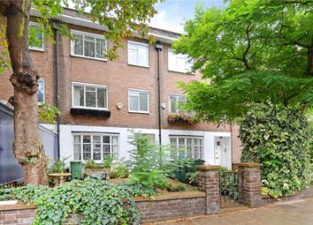 Thumbnail 4 bedroom terraced house for sale in Phillimore Gardens, And Garage 42, Kensington, London