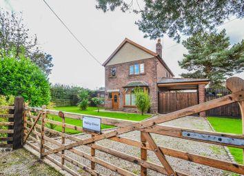 4 bed detached house for sale in Station Road, Little Hoole, Preston PR4