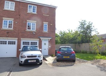 Thumbnail 3 bedroom terraced house for sale in Halecroft Park, Kingswood, Hull