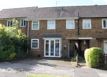 Thumbnail 3 bedroom town house for sale in Roosevelt Avenue, Chaddesden, Derby
