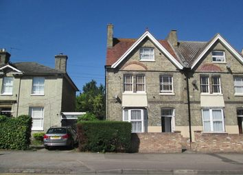 Thumbnail 1 bedroom flat to rent in Old North Road, Royston