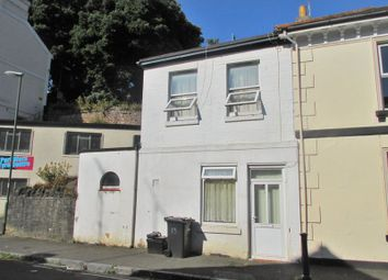 Thumbnail 1 bed end terrace house for sale in Magdalene Road, Torquay